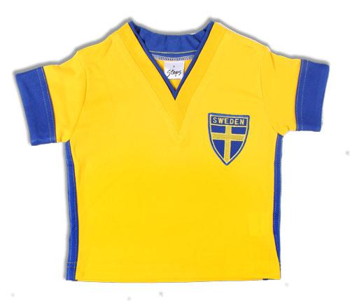on sale 2faff eecb1 Hemslojd Swedish Gifts Children's Swedish Soccer Jersey (reg ...