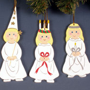 christmas decorations swedish tomtes